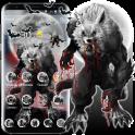 Horror Bloody Werewolf Theme