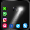 Flash en llamada y SMS