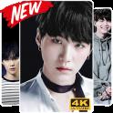 BTS Suga Wallpaper KPOP Fans HD
