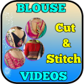 Blouse cutting:Blouse stitching HD