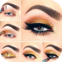Step By Step Eyes Makeup Tutorial