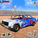 Derby Car Crash Stunts Demolition Derby Games