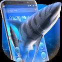 3D tiger sharks theme