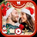 Christmas Video Greetings Photo Slideshow Maker