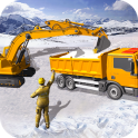Grand Snow Excavator Machine Simulator 19