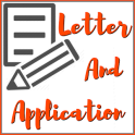 Letter, Application Writing Samples and Templates