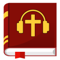 Audio Bible offline mp3 in English app: KJV & NIV