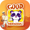 WAStickerApps Good Morning Sticker