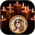 Candle Light Photo Frame