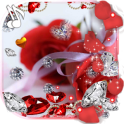 Valentine Wishes live wallpaper
