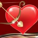 Valentine Day Photo Collage