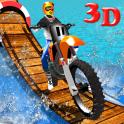 Wipeout Bike Stunts 3D