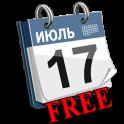 Календарь в строке сост. Free