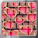 Gold Pink Keyboards