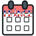 France Calendrier 2019