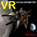 VR Space Shoot - for phones without a gyroscope