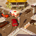 City Traffic Control Simulator
