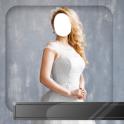 Wedding Dress Photo Montage