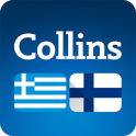 Collins Greek-Finnish Dictionary