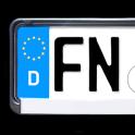 Auto-Kennzeichen