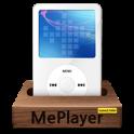 MePlayer Music (MP3, MP4 Audio Player)