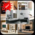 rack tv furniture idea
