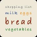Einkaufsliste / Einkaufszettel
