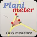 Planimeter - GPS Fläche messen