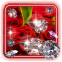 Valentine Diamantes live wallpaper