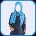 Burqa Women Photo Suit