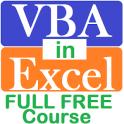 Free Learn Excel VBA in 3hrs