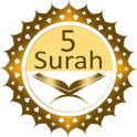 Five Surah Of Quran