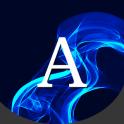 Neon Blue Keyboards