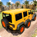 Off Road 6x6 Truck Driving 3D - Extreme Racing 3D