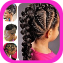 Black Girl Braids Hairstyle