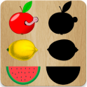 Fruits Vegetables Puzzles
