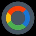 aospUI Dark Pixel Icon Pack,Nova/Apex
