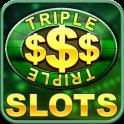 Triple Gold Dollars Slots Free