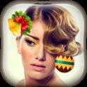 New Year Hair Salon: Hairstyle
