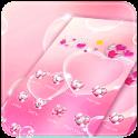 Love Pink Bubbles