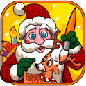 Christmas Art coloring app