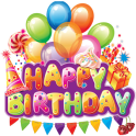 Happy Birthday GIF & Greeting Card