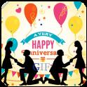 Anniversary GIF , Anniversary Greeting Image