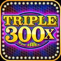 Triple 300x Free Vegas Slots