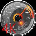 Speedometer HD Video Wallpaper