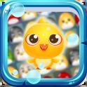 Bubble Bird Puzzle Rescue