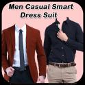 Men Casual Smart Dress Suit