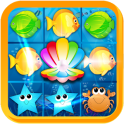 Fish Fantasy Match 3 Free Game