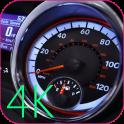 Car Speedometer HD Wallpaper