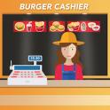 Burger Cashier kids